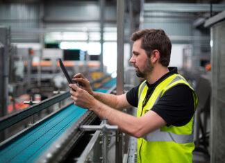 utrzymanie ruchu w fabryce